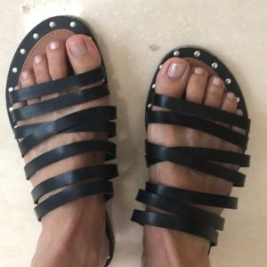 Quipd Strap slide sandals